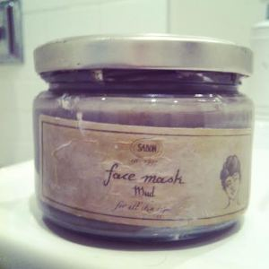 Sabon Mud Mask (For all skin types)