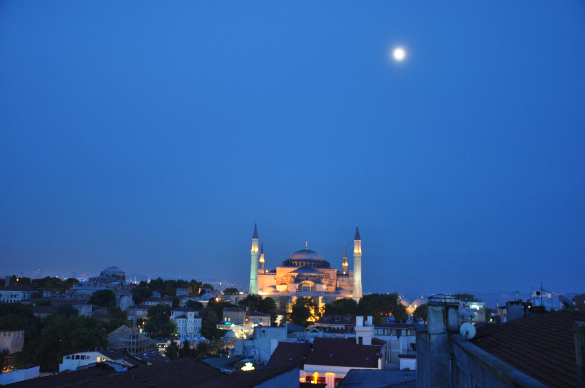 Turkey Delights: Discover the sights and tastes of exotic Istanbul!