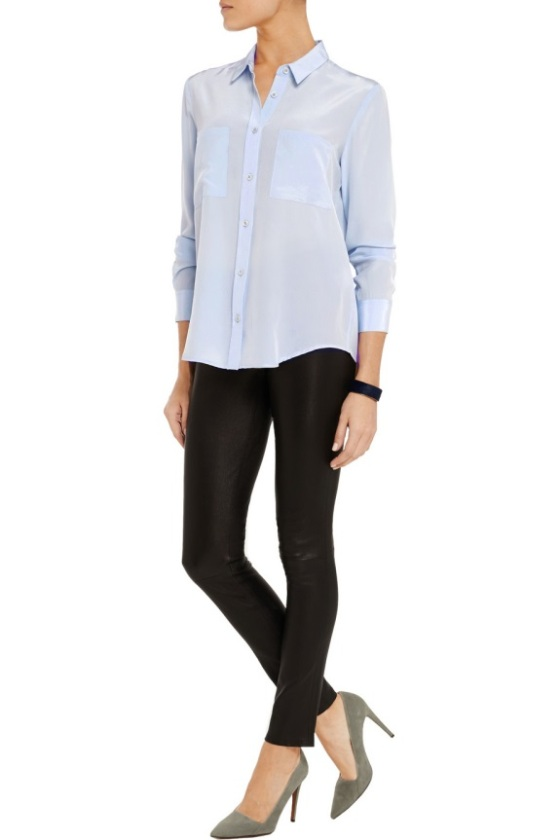 iris & ink shirt on the outnet