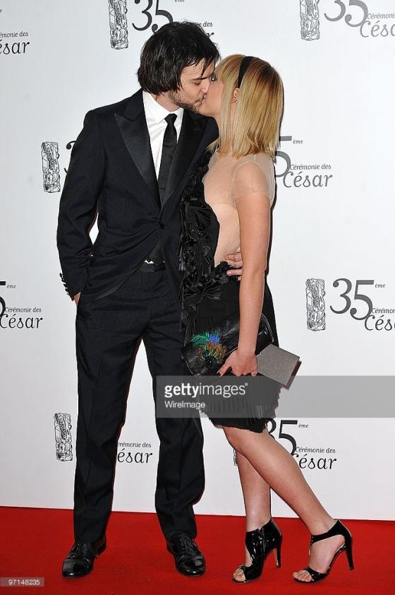 Paris 2010 Ceasar Film Awards getty images