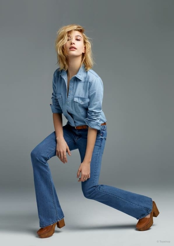 top shop denim