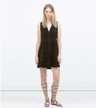 zara spring dress