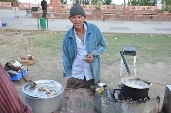 Chai please India
