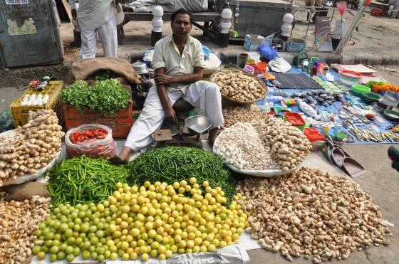 Dehli Spice Market