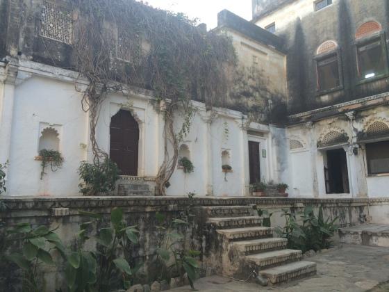 Ghanero Castle