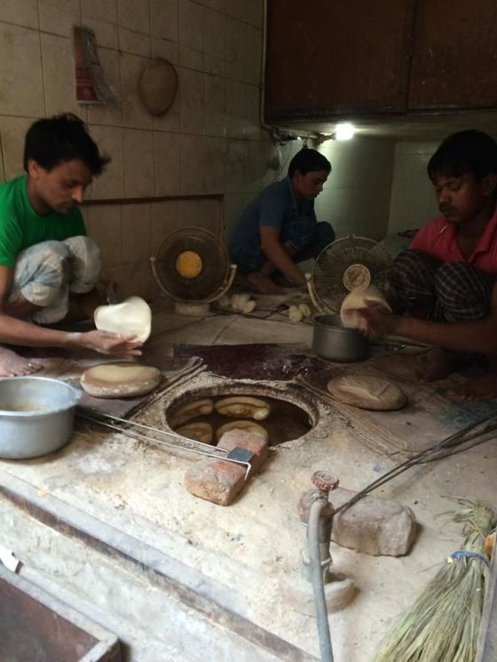 pancake bread Old Dehli