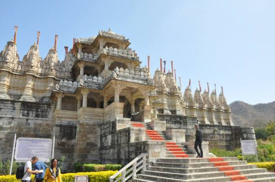Rankapur Jain Temple ..