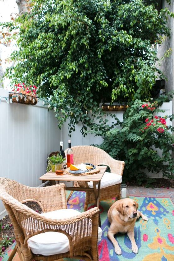 cali backyard pinterest
