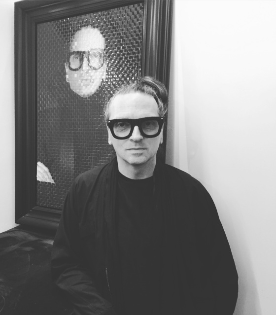Denis Gagnon at his boutique in Old Montreal.