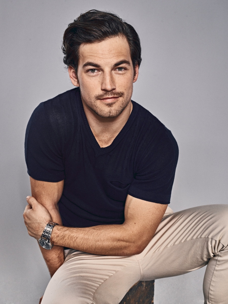 A Chat with Grey's Anatomy's Giacomo Gianniotti