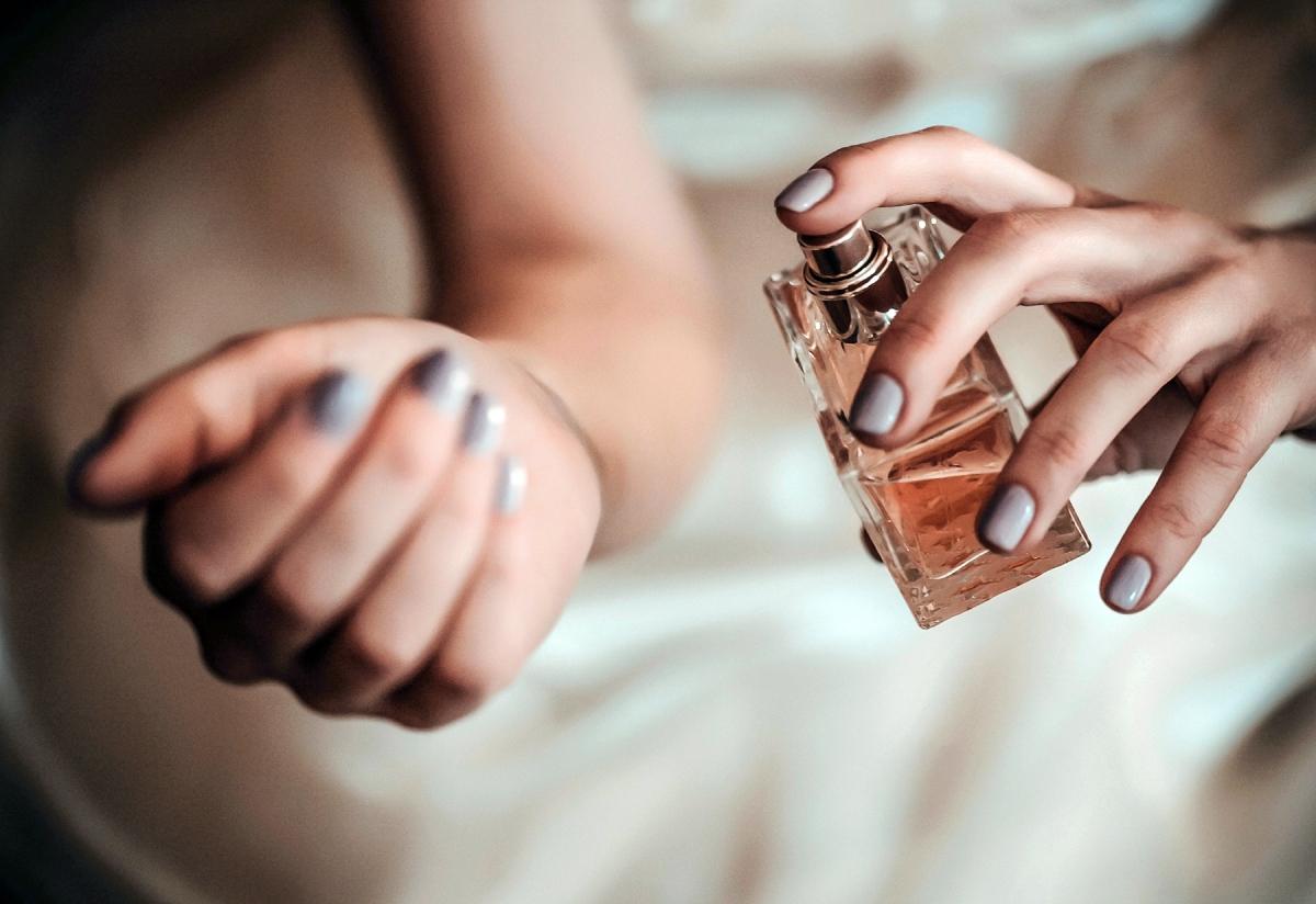 My new perfume!