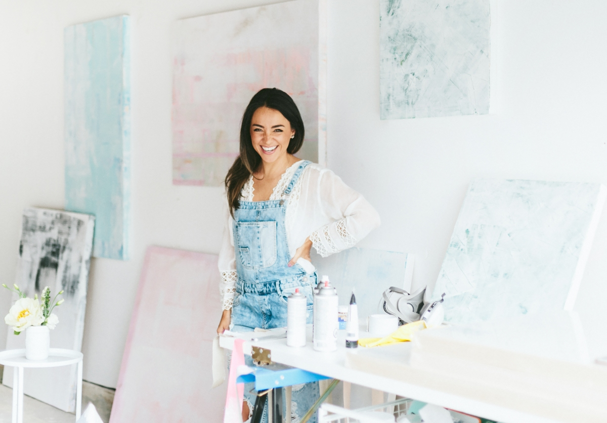 Tiffany Collins creates the art of my dreams!